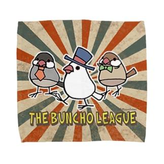 THE BUNCHO LEAGUE Towel handkerchiefs