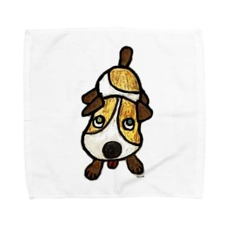 わん! Towel handkerchiefs