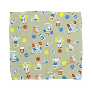BIG3 Trainingハンカチ Towel handkerchiefs