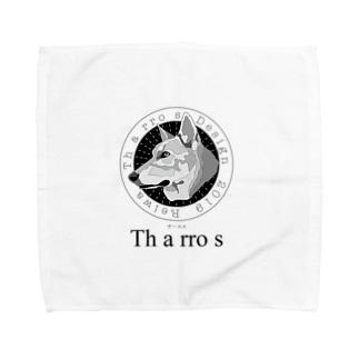 サーロス Towel handkerchiefs