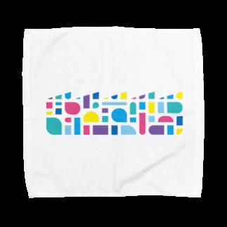 Kenji horieの堀江織物50thアイテム Towel handkerchiefs
