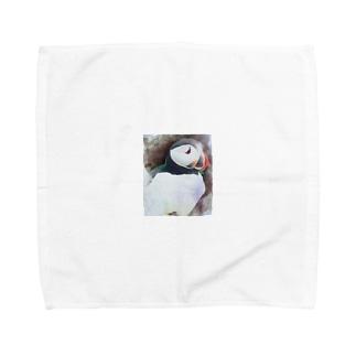 パフィン① Towel handkerchiefs
