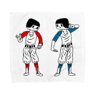 あうんブラザーズ(その他) Towel handkerchiefs