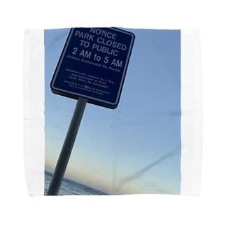 ALOH Towel handkerchiefs