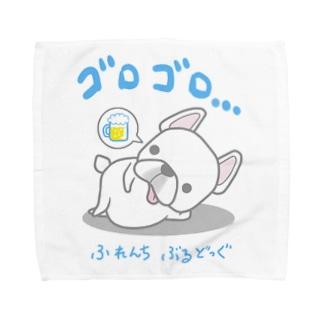 フレブルの休日 日本語バージョン Towel handkerchiefs