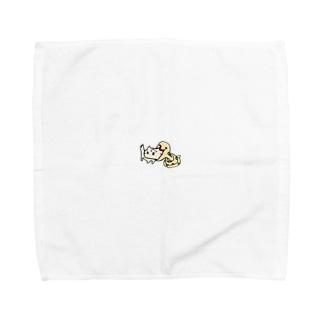返り討ち Towel handkerchiefs