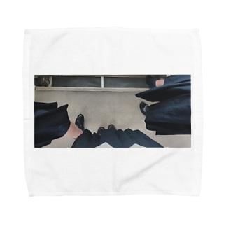 なかよしこよし Towel handkerchiefs