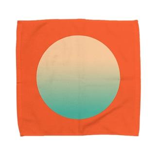 my planet-#1- Towel handkerchiefs
