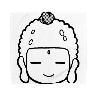 ホトケごはん(梅干し) Towel handkerchiefs