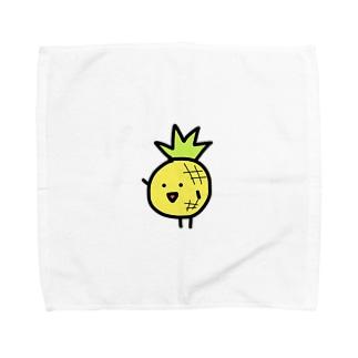 ぱいなぽ Towel handkerchiefs