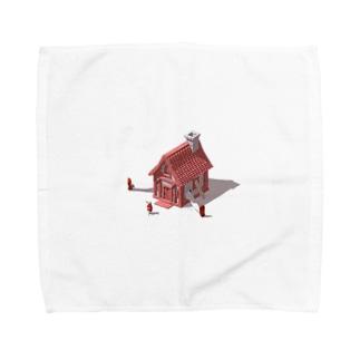 不思議の国のアリス Towel handkerchiefs