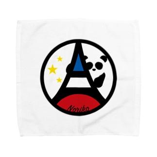 パ紋No.3377 Noriko Towel handkerchiefs