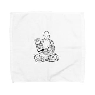 シャカ釈迦チキン Towel handkerchiefs
