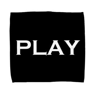 PLAY株式会社オフィシャル Towel handkerchiefs