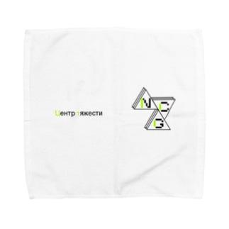 NCG・ベーシック(重心) Towel handkerchiefs