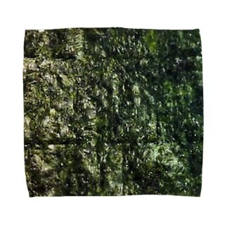 海苔の中の海苔 Towel handkerchiefs