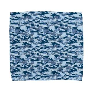 CAMOUFLAGE_FB_1 Towel handkerchiefs