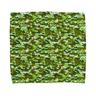 CAMOUFLAGE_FB_2 Towel handkerchiefs