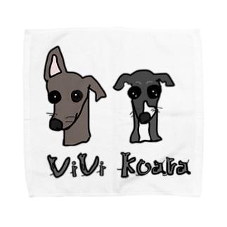 vivikoaraさま2 Towel handkerchiefs