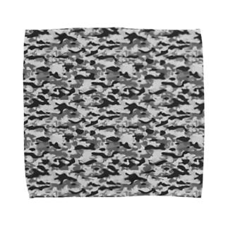 CAMOUFLAGE_FB_4 Towel handkerchiefs