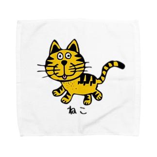 NEKO ねこ Towel handkerchiefs