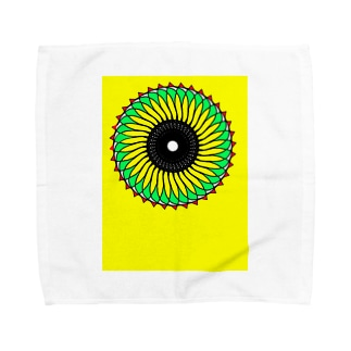 向日葵太陽 Towel handkerchiefs