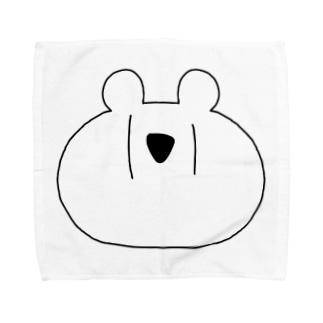 めりっくま Towel handkerchiefs