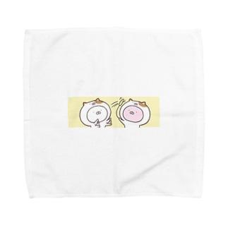 うさまる Towel handkerchiefs