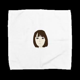 yuisyndrome16gの清純派女優 Towel handkerchiefs