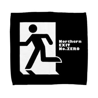 NorthernEXITNo.ZERO Towel handkerchiefs