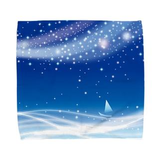 夢の通ひ路 Towel handkerchiefs
