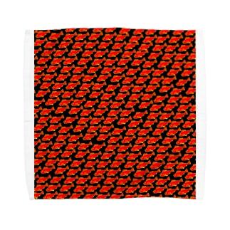 君たち魚たち(ハードモード() Towel handkerchiefs
