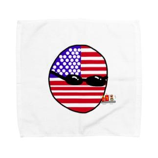 USAあめりかボール(アメリカボール)  Towel handkerchiefs