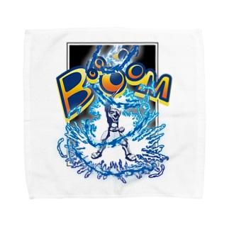 ビリビリギャネック Towel handkerchiefs