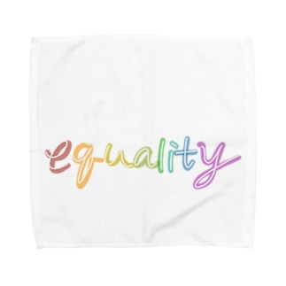 equality Towel handkerchiefs