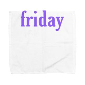 決戦の金曜日 Towel handkerchiefs