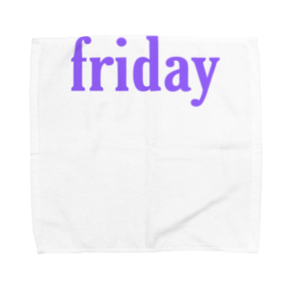 ritathesunnyの決戦の金曜日 Towel handkerchiefs
