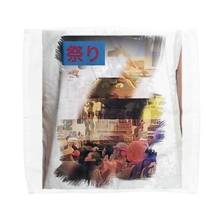 神輿その1 Towel handkerchiefs