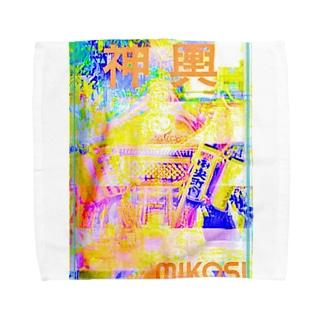 神輿その2 Towel handkerchiefs