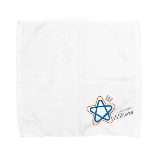 われらは科学特撮研 SSSP.site Towel handkerchiefs
