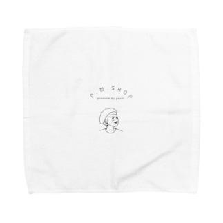 ❤︎produce by peco❤︎ Towel handkerchiefs