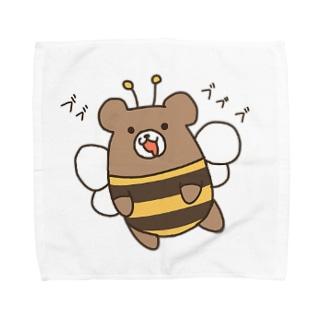 はちみつベアー2 Towel handkerchiefs