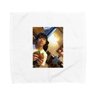 しゅう Towel handkerchiefs