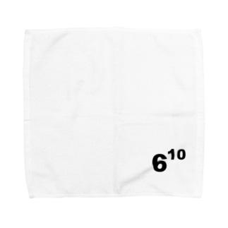 610(ムトウ) Towel handkerchiefs