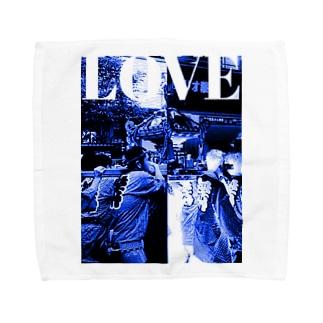 神輿その3 Towel handkerchiefs