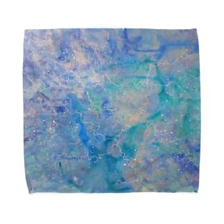 みちる Towel handkerchiefs