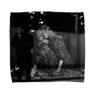マネキン Towel handkerchiefs