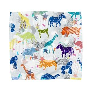 animalism Towel handkerchiefs
