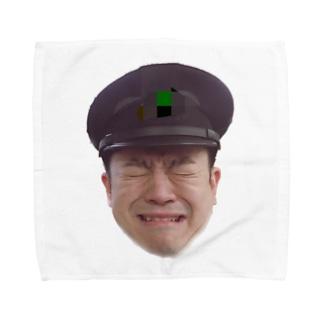 ヒロキくん Towel handkerchiefs