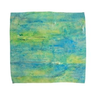 感覚の森のおく Towel handkerchiefs